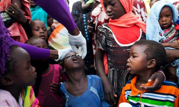 Eradikacija dječije paralize u Africi: WHO izvještaj