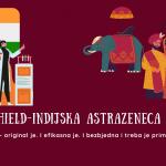 Covishield: indijska AstraZeneca vakcina