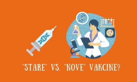Ne vjerujem ovim novim vakcinama/cjepivima, vjerujem starim vakcinama…