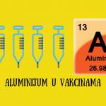 Aluminijum i njegovi spojevi kao adjuvans u vakcinama: štetni ili ne?