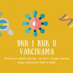 DNK i RNK u vakcinama