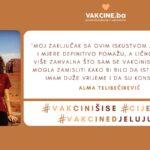 Vakcinisani, a oboljeli od COVID-19: iskustvo probojne infekcije