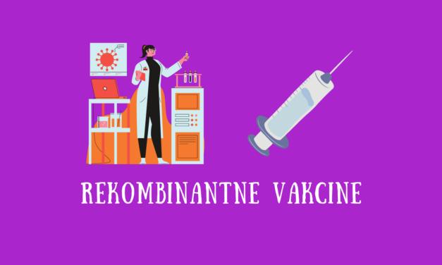 Rekombinantne vakcine: kako se dobijaju?