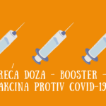 Treća doza vakcina/cjepiva protiv COVID-19: ekstra i booster doza