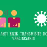 Vakcinisani zaraženi manje šire virus: potvrdila još jedna studija